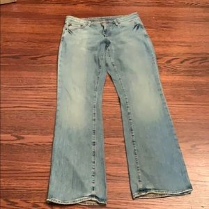 Polo Ralph Lauren Stretchy Kelly Jeans Sz 8